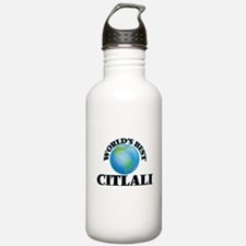 World's Best Citlali Sports Water Bottle