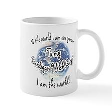Cardigan World2 Mug