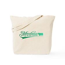 Montana State of Mine Tote Bag