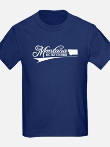 Montana State of Mine T-Shirt