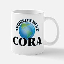 World's Best Cora Mugs
