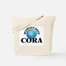 World's Best Cora Tote Bag