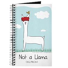Larry 'NOT a LLAMA' Journal
