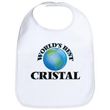 World's Best Cristal Bib
