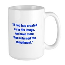 If God has created us in His image we have more th