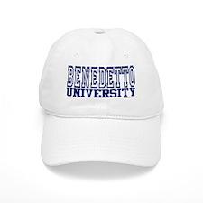 BENEDETTO University Baseball Cap