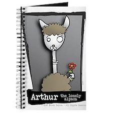 Arthur the Lonely Alpaca Journal