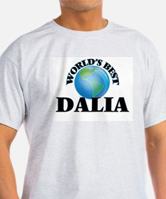 World's Best Dalia T-Shirt