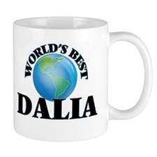 World's Best Dalia Mugs