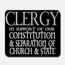CLERGY Mousepad