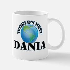World's Best Dania Mugs