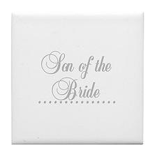 Son of the Bride Tile Coaster