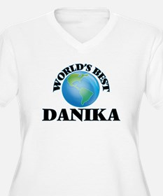 World's Best Danika Plus Size T-Shirt