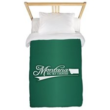 Montana State of Mine Twin Duvet