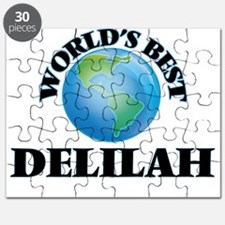 World's Best Delilah Puzzle