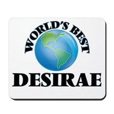 World's Best Desirae Mousepad