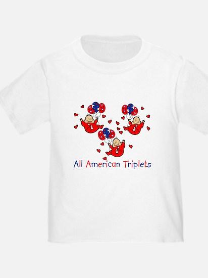 All American Triplets T