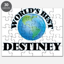 World's Best Destiney Puzzle