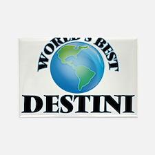World's Best Destini Magnets