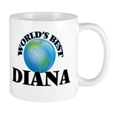 World's Best Diana Mugs