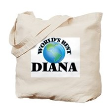 World's Best Diana Tote Bag