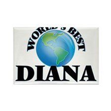 World's Best Diana Magnets