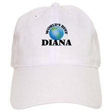 World's Best Diana Baseball Cap