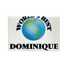 World's Best Dominique Magnets