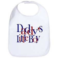 Daddy's Little Boy Bib