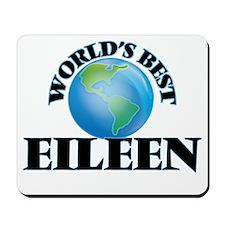 World's Best Eileen Mousepad