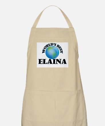 World's Best Elaina Apron