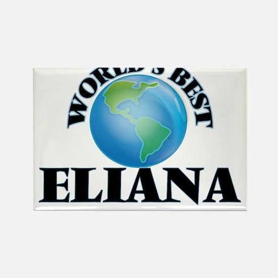 World's Best Eliana Magnets