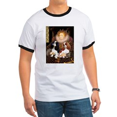 The Queens Cavalier Pair T