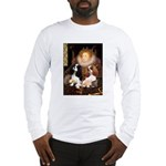 The Queens Cavalier Pair Long Sleeve T-Shirt