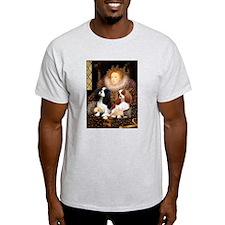 The Queens Cavalier Pair T-Shirt