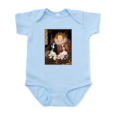 The Queens Cavalier Pair Infant Bodysuit