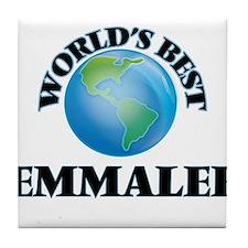 World's Best Emmalee Tile Coaster