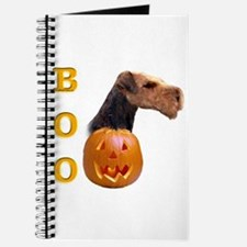Airedale Boo Journal