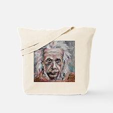 Einstien Tote Bag