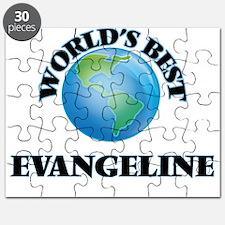 World's Best Evangeline Puzzle
