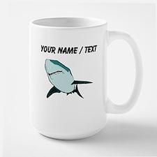 Custom Great White Shark Mugs