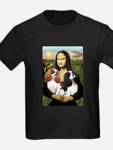 Mona's 2 Cavaliers T