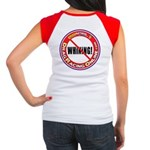 DRO No Whining Women's Cap Sleeve T-Shirt