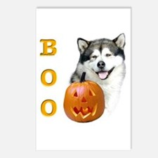 Malamute Boo Postcards (Package of 8)