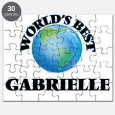 World's Best Gabrielle Puzzle