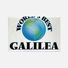 World's Best Galilea Magnets