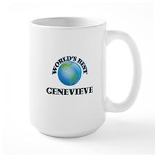 World's Best Genevieve Mugs