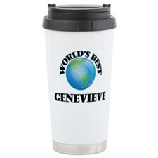 World's Best Genevieve Travel Mug