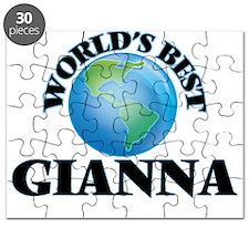 World's Best Gianna Puzzle