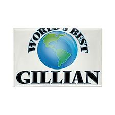 World's Best Gillian Magnets